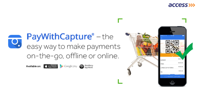 Access Bank Upgrades its Digital Solution, PayWithCapture