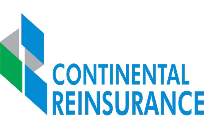 Continental Reinsurance announces proposed sale of shares
