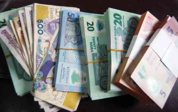 External Reserves Fall by $753 Million