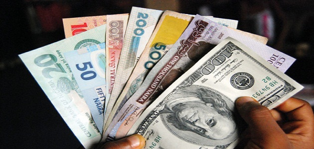 Naira Sustains Gain on Parallel Market, Closes at N468/$