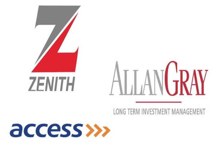 South African Investor Laps up Zenith, Access Bank Shares